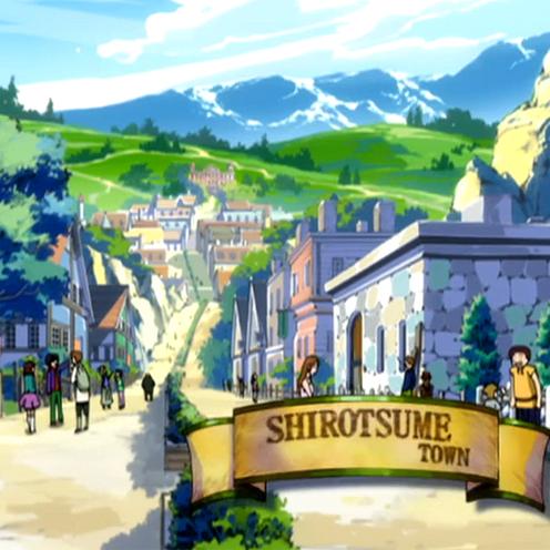 Fairy Town Names