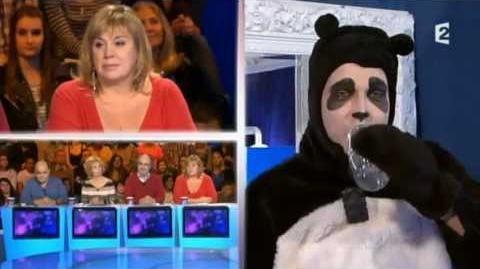 L'ambassadeur des pandas dans le monde