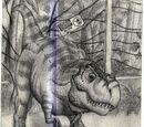 Juvenile Tyrannosaur