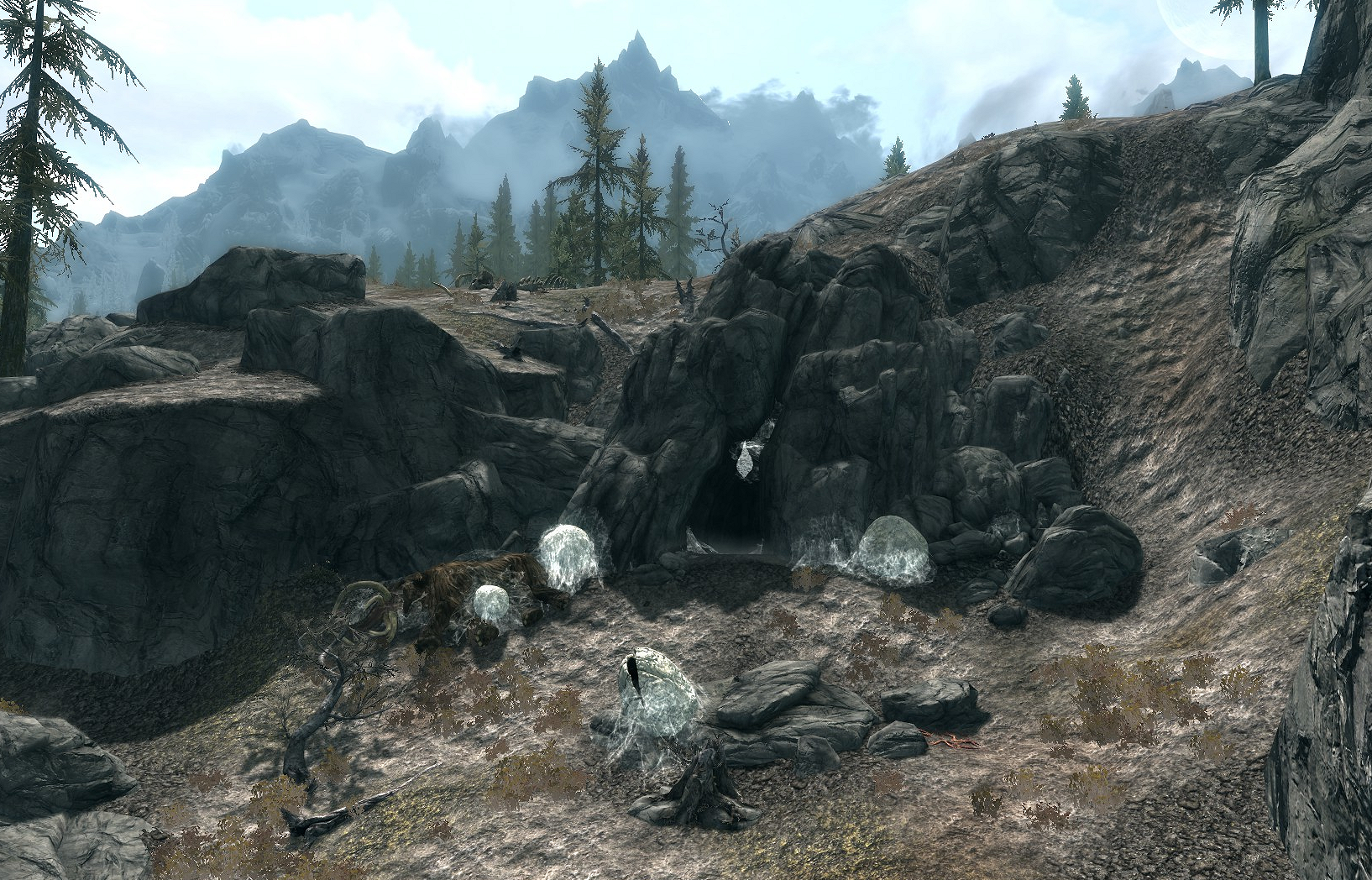 Cronvangr Cave Elder Scrolls Wikia