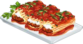 Recipe-Beef Canneloni
