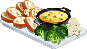 Recipe-Cheese Fondue