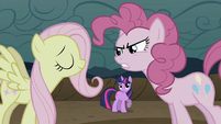 "Pinkie Pie ""quit it"" S02E02"