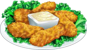 Recipe-Chicken Tenders