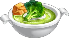 Recipe-Creamy Broccoli Soup