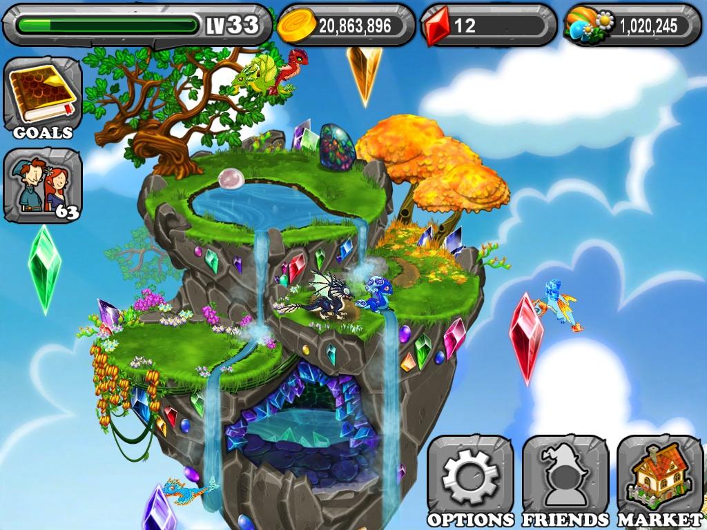 image my gemstone dragons on gemstone island jpg