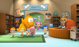 Deema 39 s gallery check it out bubble guppies wiki for Bubbles guppies da colorare