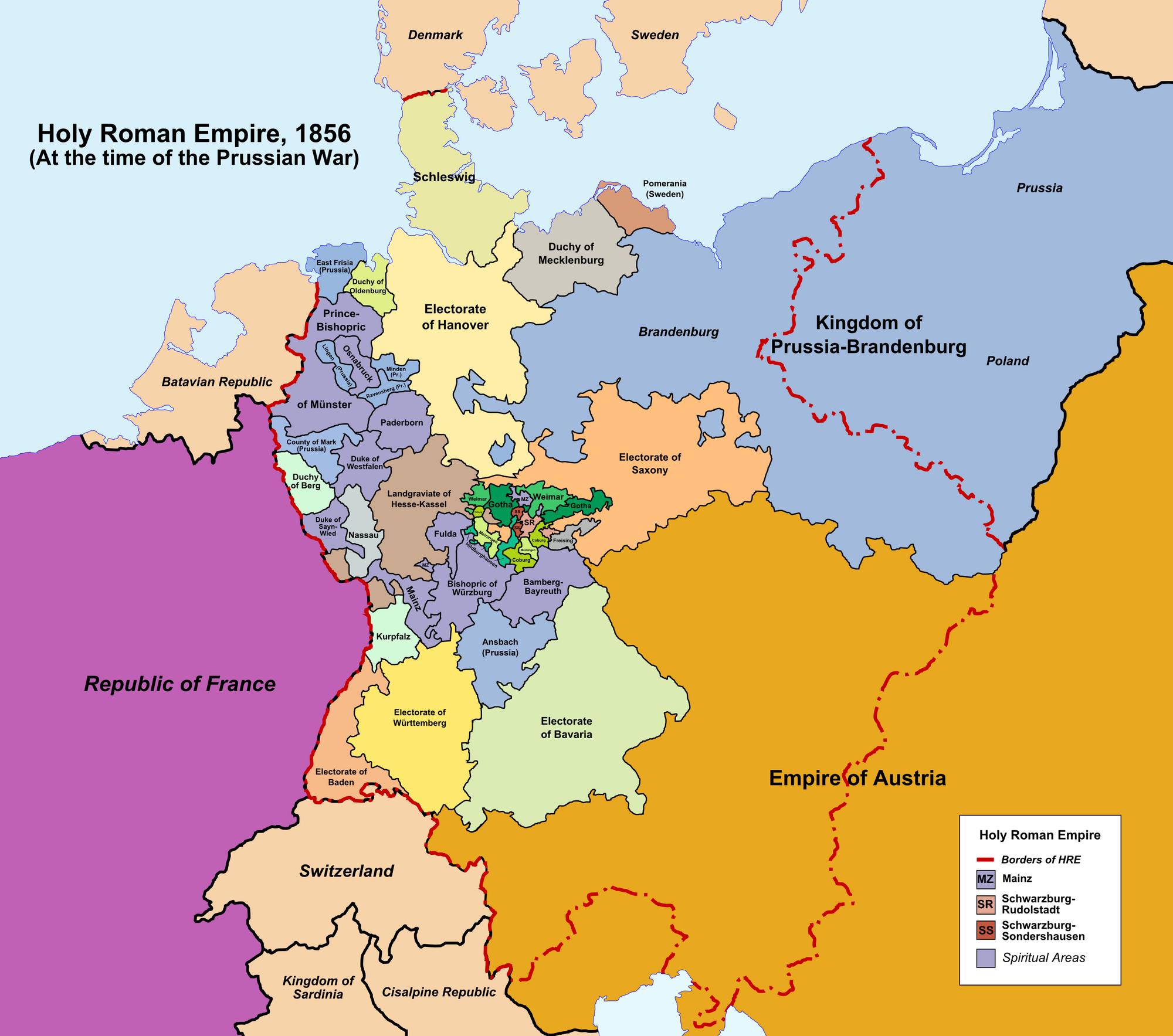 Image Holy Roman Empire