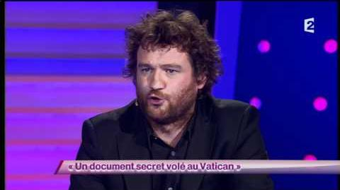 Olivier de Benoist - 73 Un document secret volé au Vatican On n'demande qu'à en rire