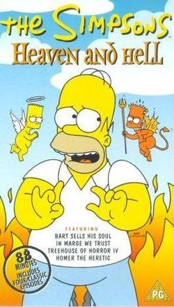 The_Simpsons:_Heaven_and_Hell on Random Number Cartoon