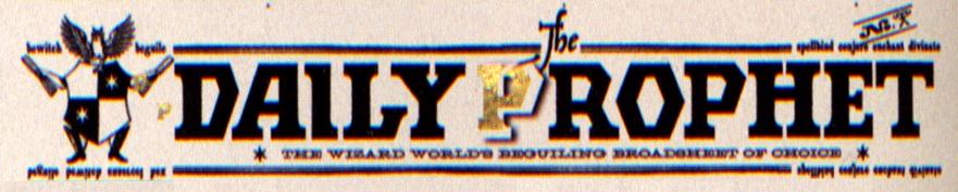 Daily Prophet - Harry Potter Wiki