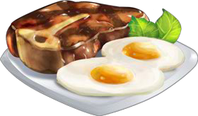 Recipe-Steak and Eggs