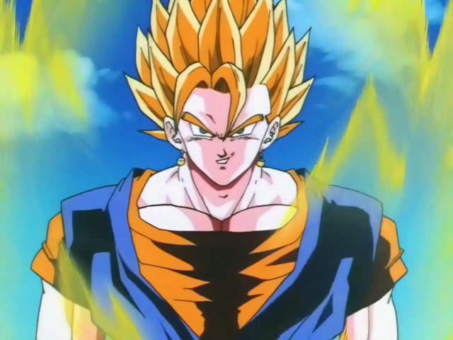 Vegito - Dragon Ball Wiki
