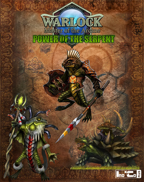 Warlock: Master of the Arcane - Power of the Serpent - Warlock - M