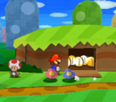 Levels in Paper Mario: Sticker Star