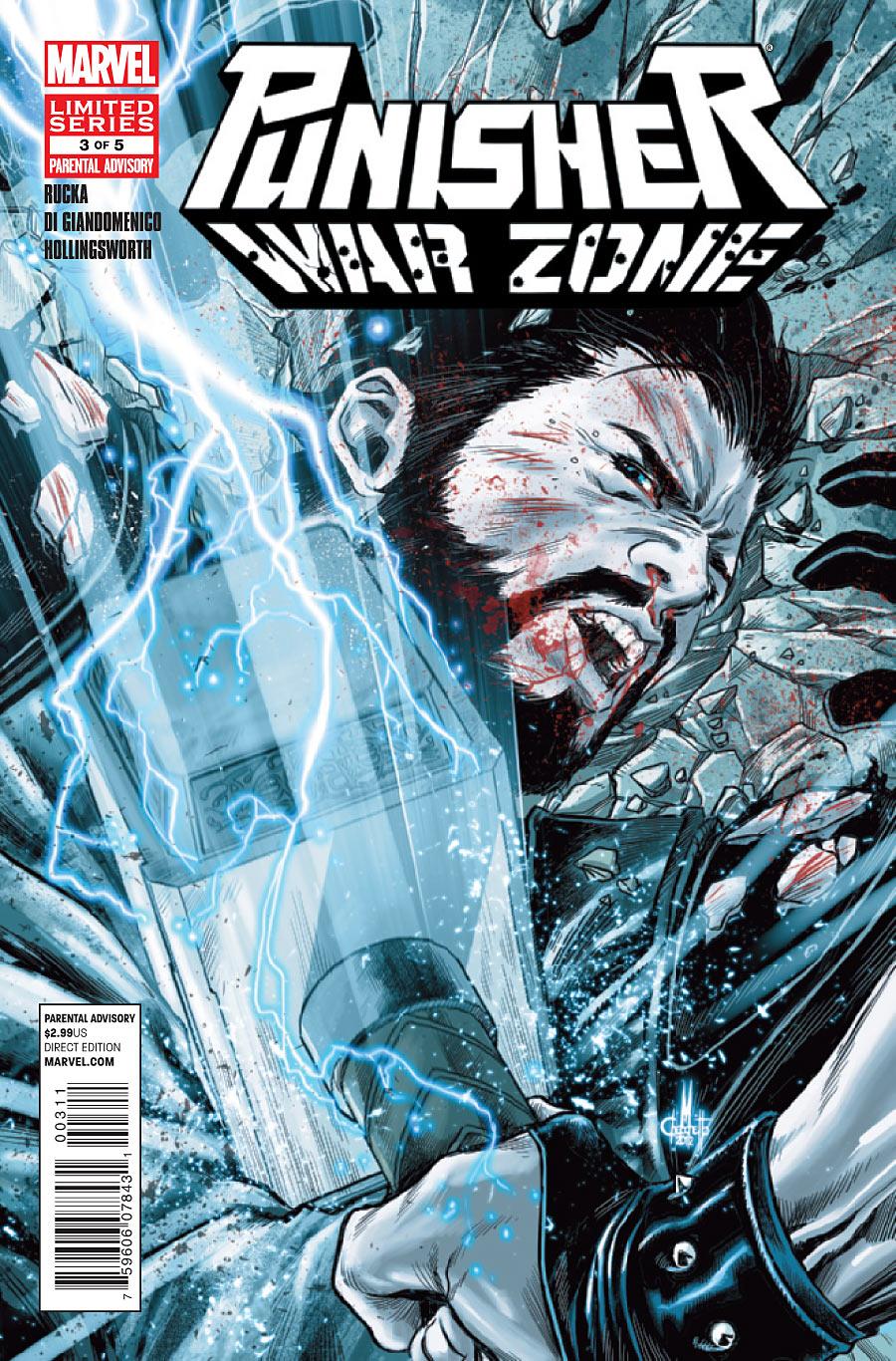 The Punisher War Zone