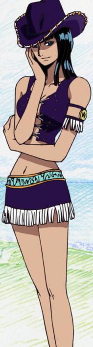 Nico Robin Anime Pre Timeskip Infobox