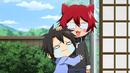Kei hugging Hiroshi.png