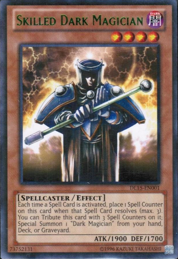 Spell Card Rules Card Rulings:skilled Dark