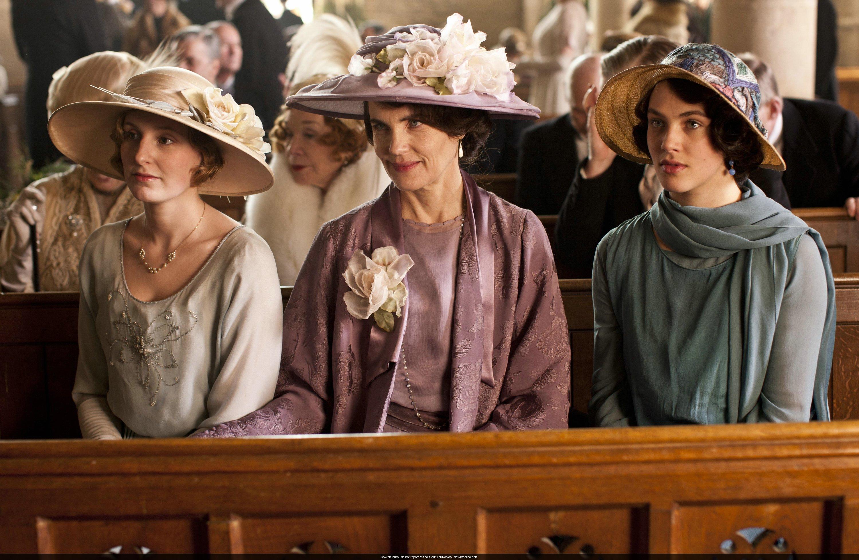 Downton Abbey Staffel 1 Folge 1