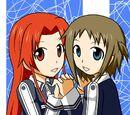 Рони и Тейза (Арты)