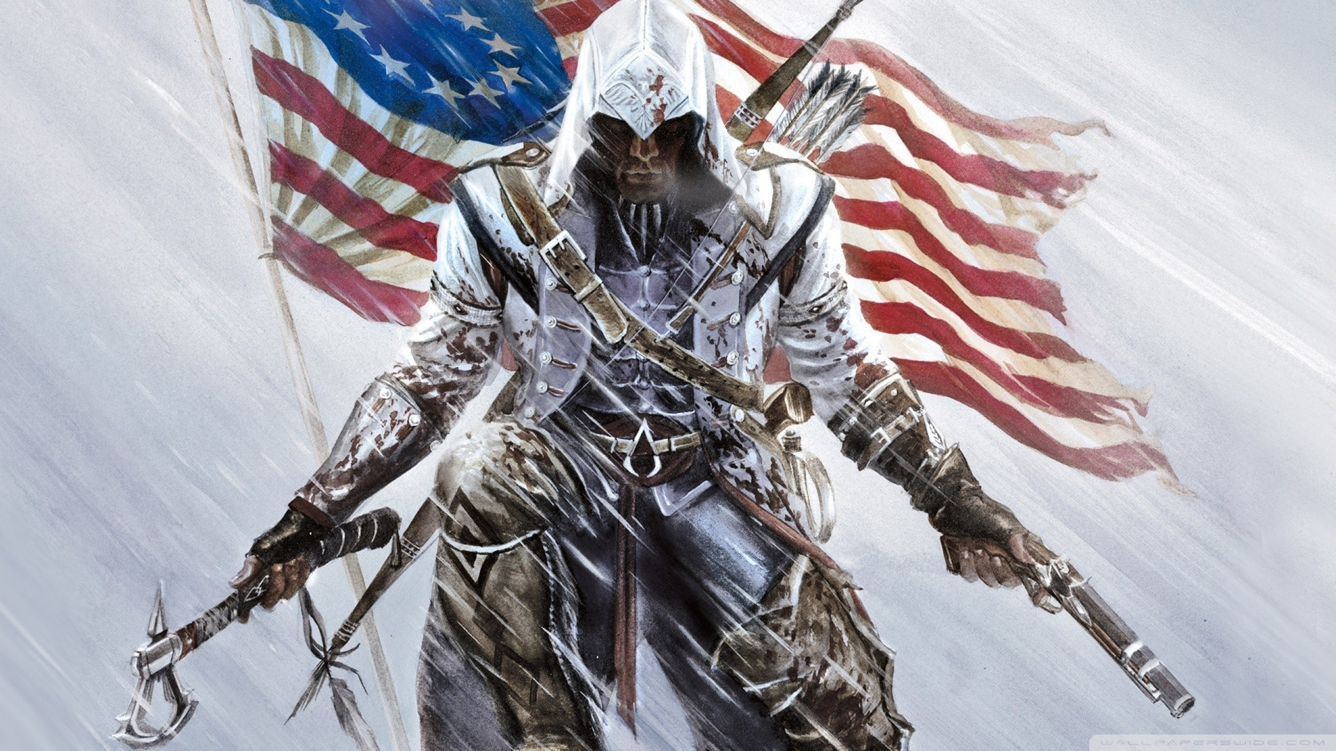 image assassins creed 3 wallpapers psiwiki. Black Bedroom Furniture Sets. Home Design Ideas