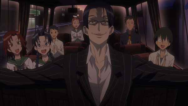 Yuuki miku highschool of the dead