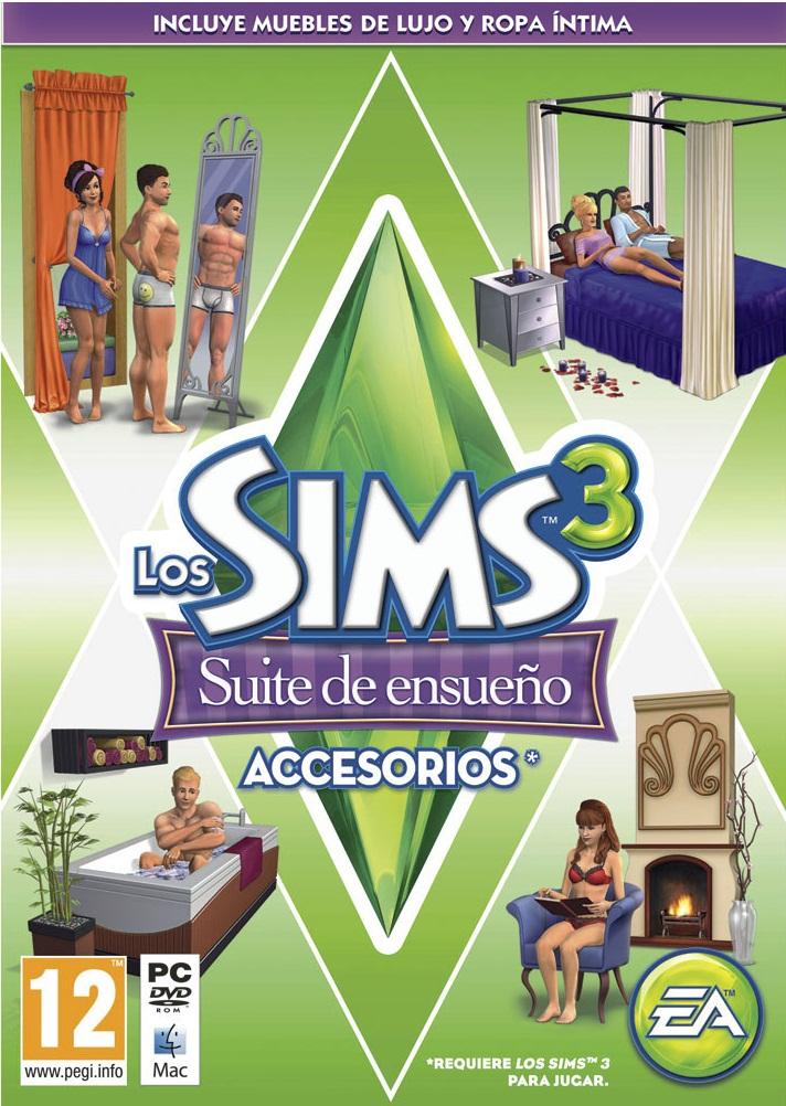 Загрузите каталог The Sims 3 Изысканная спальня для PC/Mac в Origin и пробу