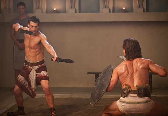 Spartacus Blood And Sand Licinia