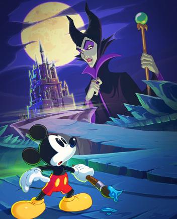 Epic Mickey Power Of Illusion Disney Wiki