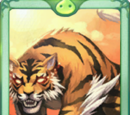 Payon Tiger Card