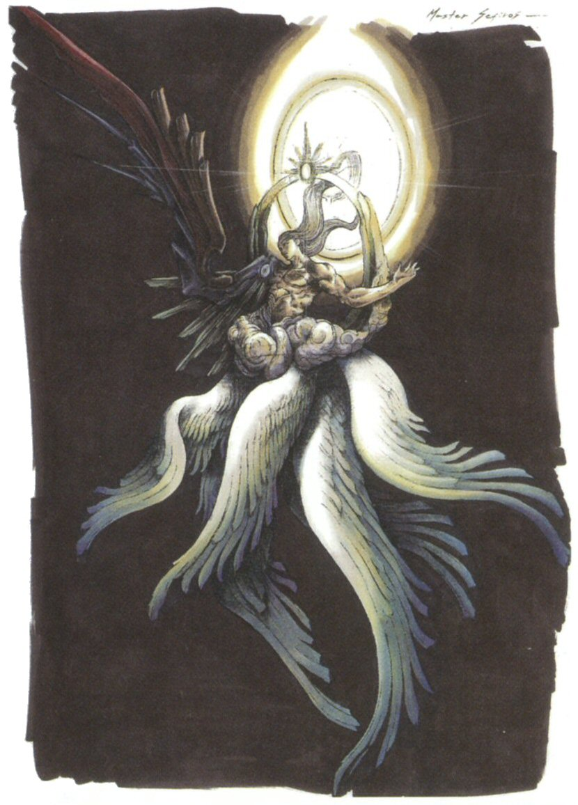 One-Winged Angel    One Winged Angel Sephiroth
