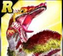 Rare Velociraptor