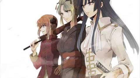 Gintama(銀魂)-Opening 13 (Sakura Mitsu Tsuki)サクラミツツキ-Full Version (2013)