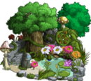 Enchanted Pond Escapade