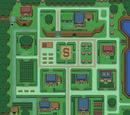 Lugares de The Legend of Link.U