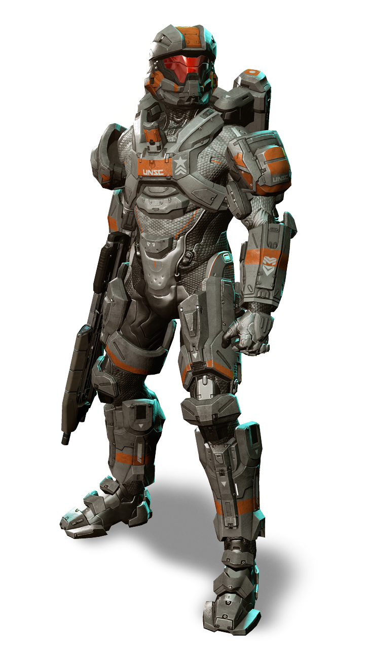 Mjolnir powered assault armor recruit halo nation the halo encyclopedia halo 1 halo 2 - Halo 4 photos ...
