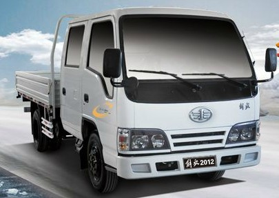 Faw Gm Light Duty Commercial Vehicle Tractor
