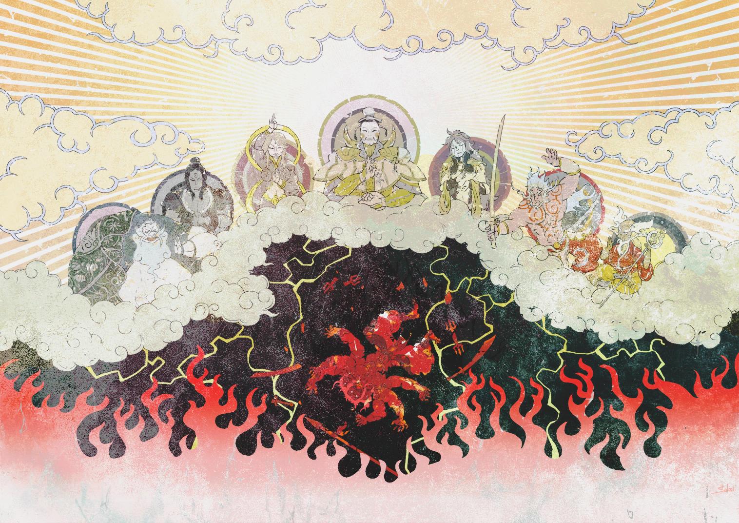 Гнев Асуры / Asura`s Wrath