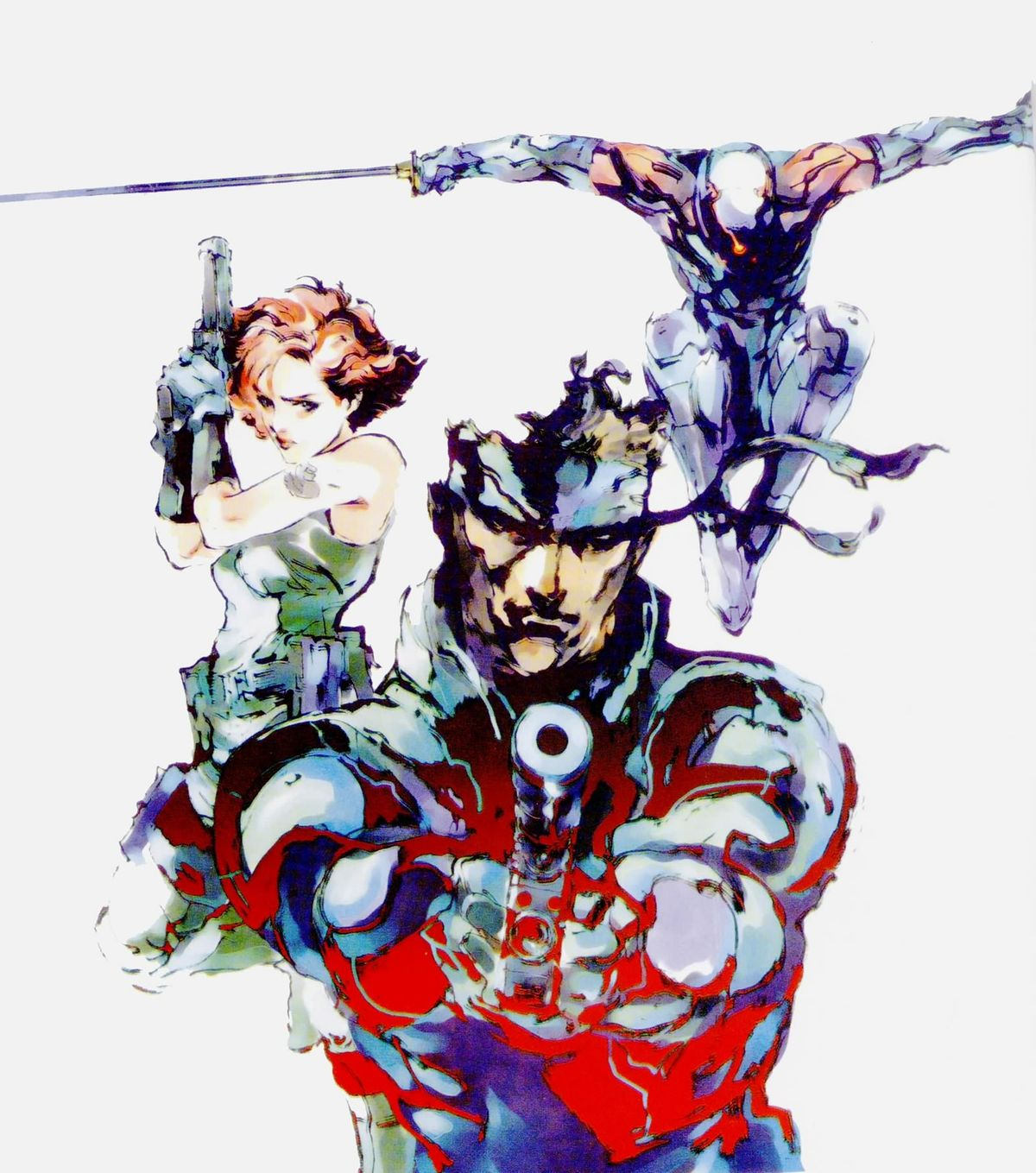 Metal Gear Nes Wallpaper Metal Gear Solid 1 The Twin