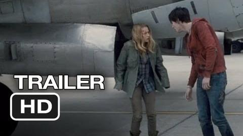 Warm Bodies Official Trailer 2 (2013) - Zombie Movie HD