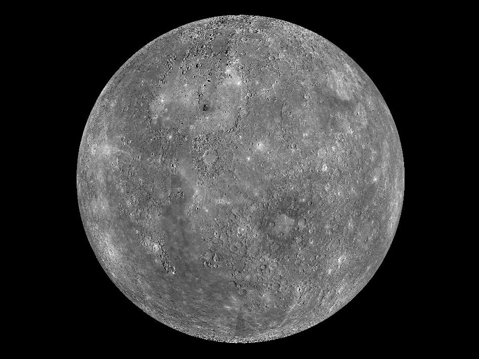 Mercury - The Solar System Wiki