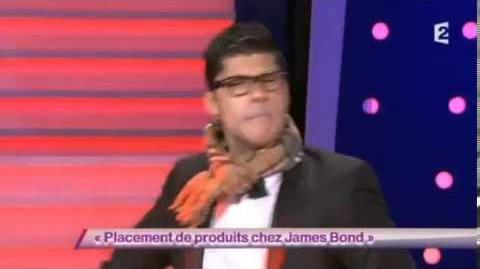Placement de produits chez James Bond