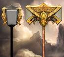 Martillo de Guerra de Zeus