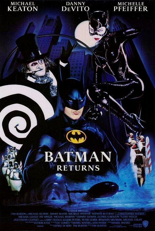 ბეტმენის დაბრუნება (ქართულად) Batman Returns / Бэтмен возвращается