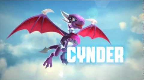skylanders spyro and cynder in love  Skylanders Giants - Meet the
