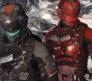 Kuzura/Броня из Mass Effect