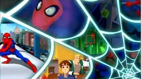 The Spectacular Spider-Man Intro (TV Series 2008) True 1080p 【HD】