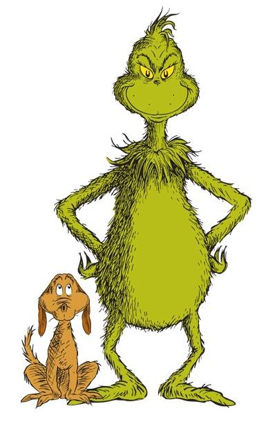 Image - The grinch.jpg - Dr. Seuss Wiki