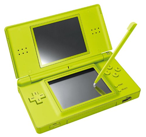 image nintendo ds lite lime the nintendo wiki wii nintendo ds and all things. Black Bedroom Furniture Sets. Home Design Ideas